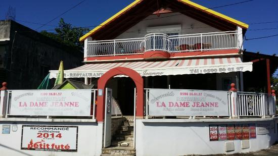 chatou creole photo de la dame jeanne guadeloupe tripadvisor. Black Bedroom Furniture Sets. Home Design Ideas