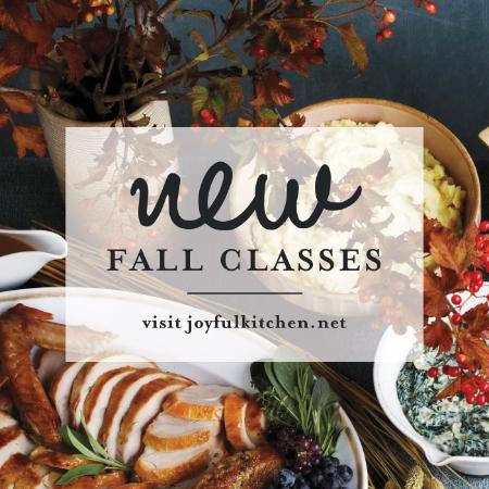 Wellesley, Массачусетс: Fall Cooking classes