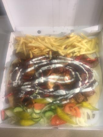 Image King Kebab in East Midlands