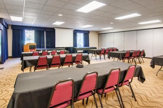 Salem, Oregón: Conference Room View 2