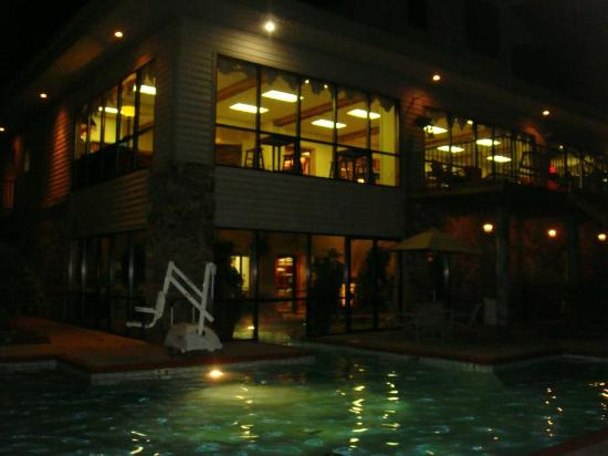 club house at night picture of bluegreen vacations mountain loft rh tripadvisor com