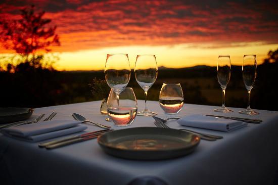 Grandchester, Austrália: Sunset Views