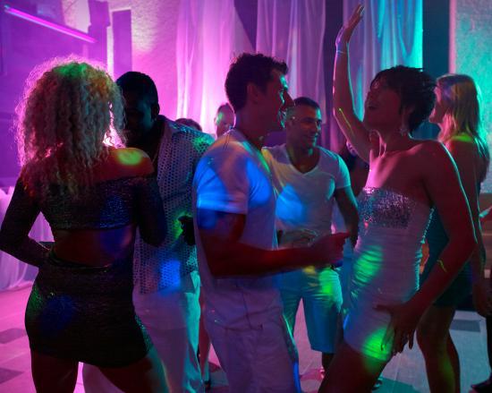Sex im jamaikanischen Club