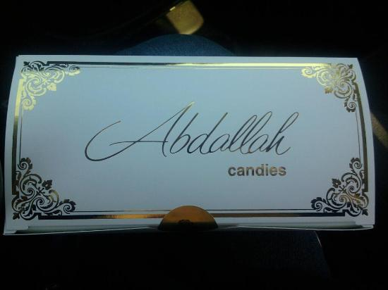 Burnsville, MN : Abdallah Candies
