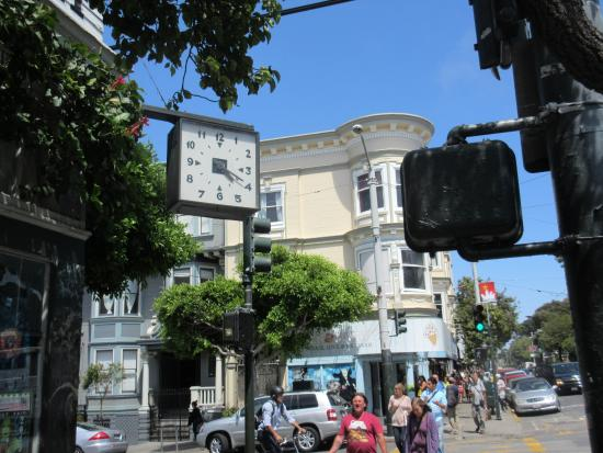 The 4 20 Clock At The Intersection Of Haight And Ashbury