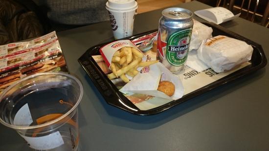 Burger King Matsue Minami