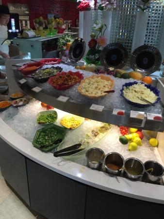 buffet Style Assort
