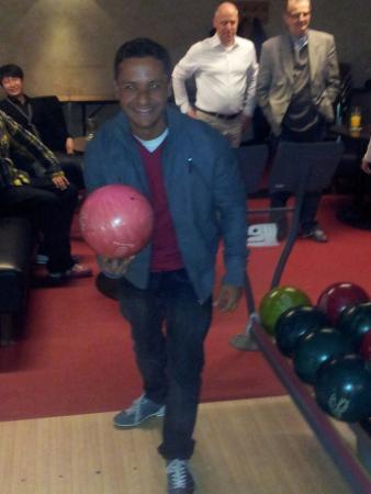 Bowling Pub Auf der Radrennbahn