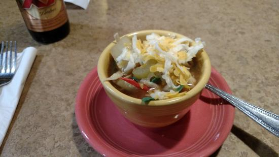 Apple Valley, Kalifornia: Tortilla Soup