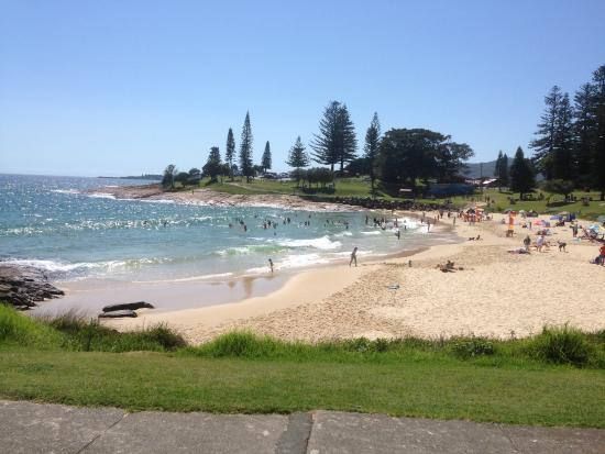Active Holidays South West Rocks: horse shoe bay