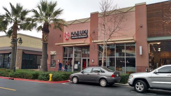 Kabuki Japanese Restaurant Rancho Cucamonga