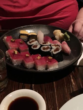amazing unique japanese food.