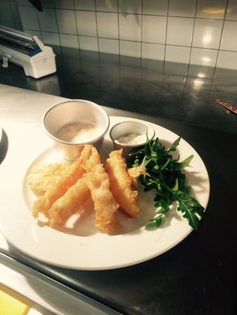 The Plough: Under new management Who care Samples of the new menu Open now
