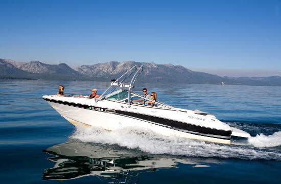 Tahoma, CA: Boat Rentals