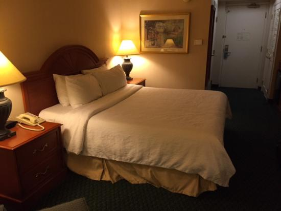 bed picture of hilton garden inn owings mills owings mills rh tripadvisor com