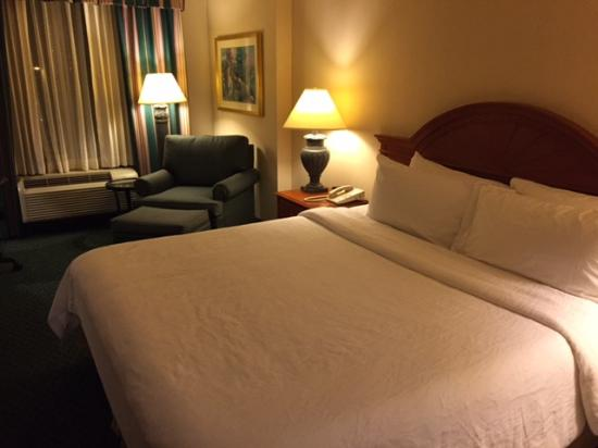 Awesome Hilton Garden Inn Owings Mills: Bed Awesome Design