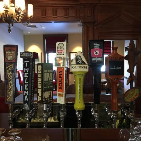 Exeter, Nueva Hampshire: Epoch Draught Beer