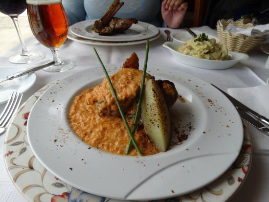 Angelica's : tasty main course