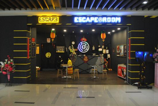 Escape Room Bintulu