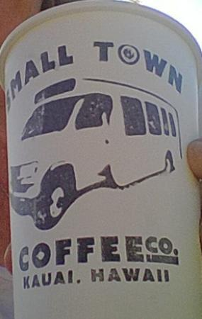 Small Town Coffee: From their little truck