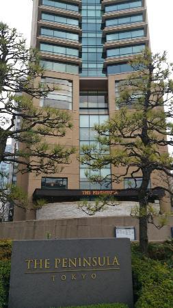 The Peninsula Tokyo: 20160111_153603_large.jpg