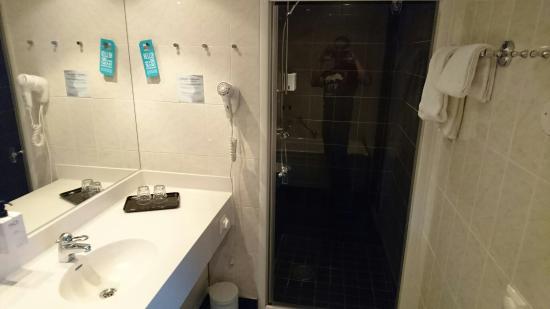 Sollentuna, Suécia: Scandic star room 334