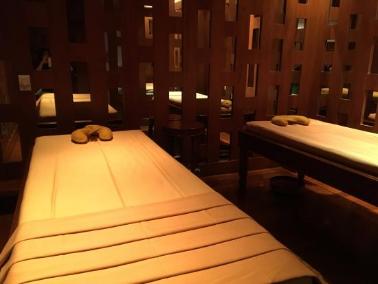 The Oriental Spa at Mandarin Oriental, Bangkok: ベッド