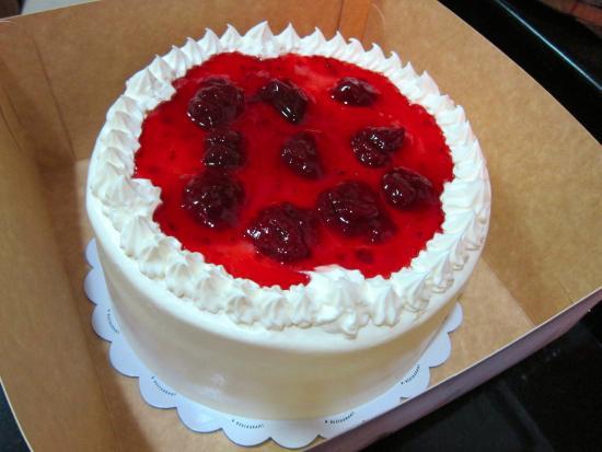 Best Strawberry Cakes In Manila