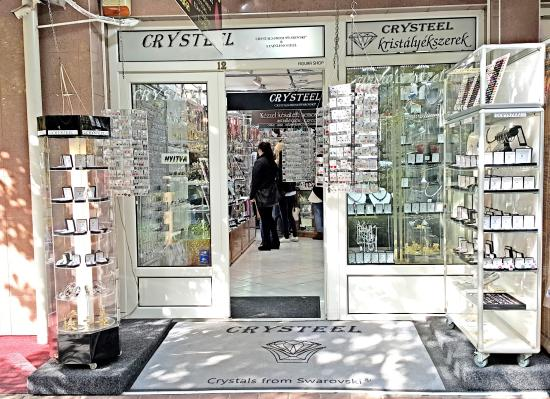 Crysteel Jewellery Shop
