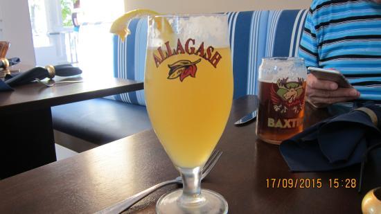 Kennebunkport, Maine: Хорошее пиво