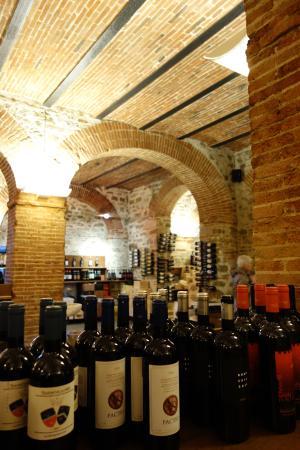 Greve in Chianti, อิตาลี: Beautiful Space