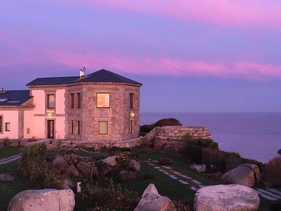 Provincia de A Coruña, España: Hotel Semaforo de Bares