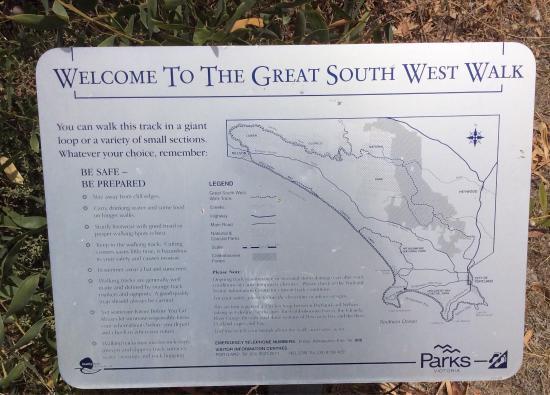 Great South West Walk