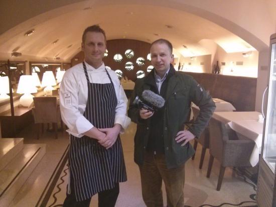 Rhapsody Restaurant: Andrej Zednicek and Martin Dano