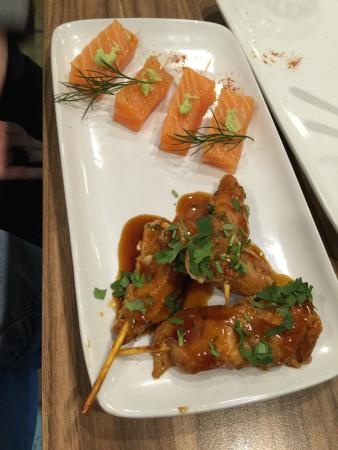 Tripadvisor Restaurant L Archipel Saint Bonnet De Mure