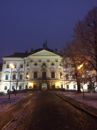 Hradisko Monastery