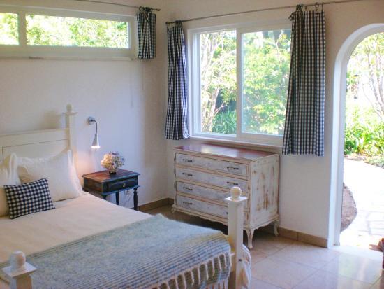 Quinta Colina Flora: Camellia room