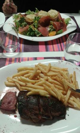 Bourg-les-Valence, Francia: 20160123_213651_large.jpg