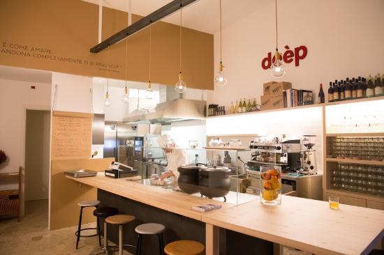 deèp cucina a vista - Picture of deep cucina a vista, Verona ...
