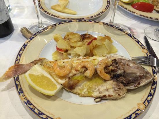 Rincon de Emilio: Pescado