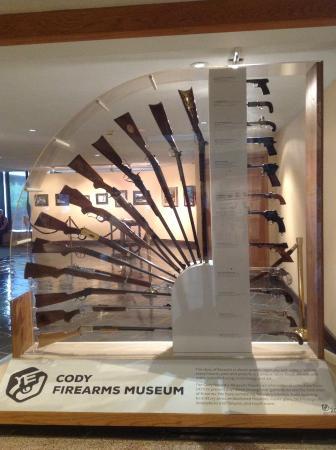 Cody, WY: Музей