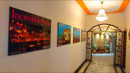 Hotel Taj Plaza: Холл Taj Plaza