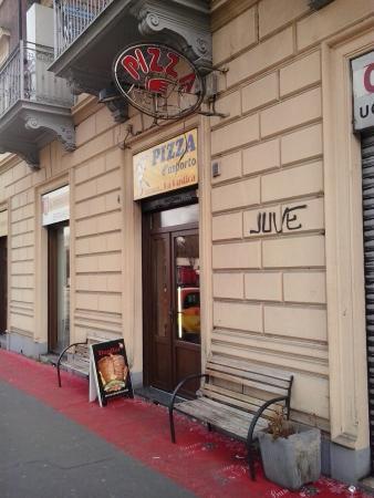 Pizzeria La Rustica Di El Nagar Naglaa