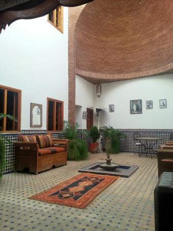 Riad Le Marocain: 20160119_100446_large.jpg