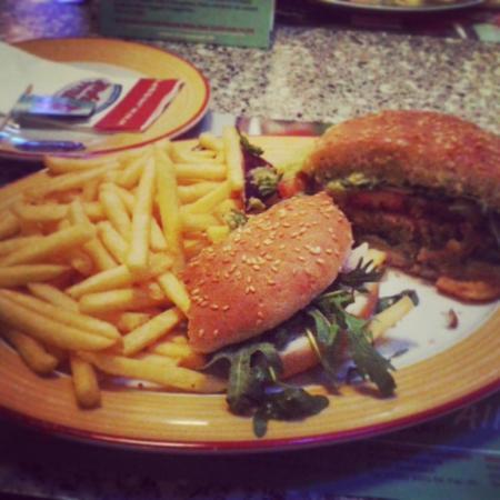 Dasing, Jerman: Vegan Burger
