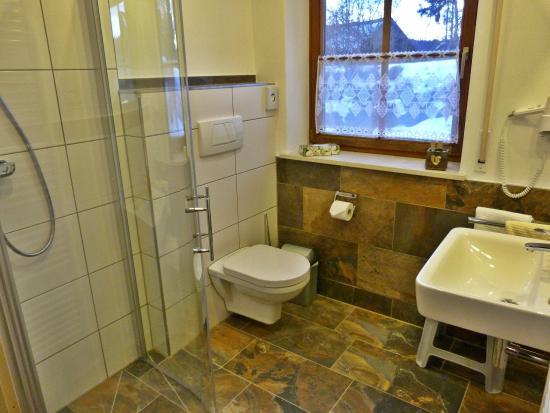 Oy-Mittelberg, Niemcy: Dusche WC Neu