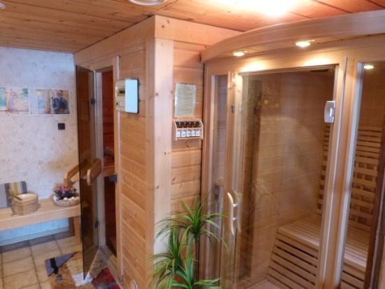 Oy-Mittelberg, Niemcy: Sauna, Biodampfbad, Infrarotsauna