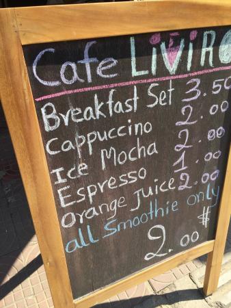 Cafe Liviro