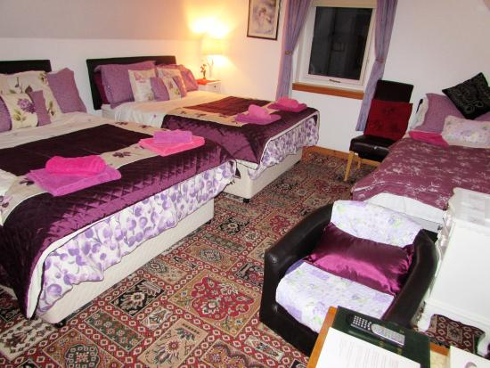 Strathallan Bed And Breakfast Inverness