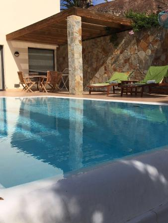 Tuineje, Spanien: Pool Suite